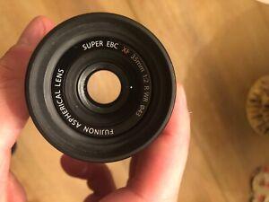 Fujifilm Fujinon XF 35mm F/2 R WR Lens For Universal (Black)