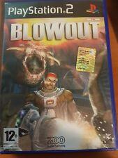 BLOWOUT - PLAYSTATION 2 PS2 USATO