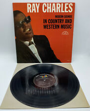 Ray Charles Modern Sounds Country Music LP Vinyl Record Original Mono ABC-410