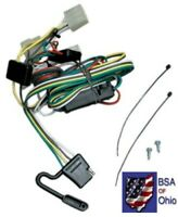 Trailer Hitch Wiring Tow Harness For Toyota Tacoma 1995 1996 1997 1998 1999
