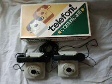 Téléphones ancien enfants , jouet  grande qualité - Marque INGAP - Made in Italy