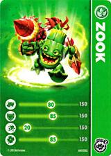 Zook Skylanders Giants Stat Card Only!