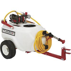 NorthStar ATV High-Pressure Tree/Orchard Sprayer- 21-Gallon Cap 2 GPM 12 Volt