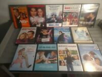 Lot Of 13 Romantic Movies On DVD