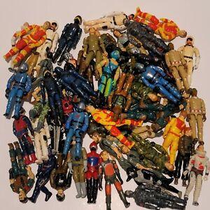 Collection Lot of 1982 1983 1984 G.I. JOE COBRA ARAH Action Figures YOU PICK!