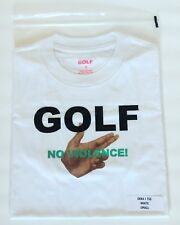 Golf Wang Tee « No Violence 1» Size Small (Supreme,FTP) Brand New Rare