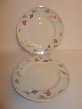 3 x Johnson Brothers Ceramic Lucerne Floral Design Side Tea Cake Plates - Lovely