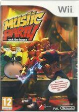 Musiic Party Rock the House de DTP Entertainment AG | Jeu Vidéo | D'occasion