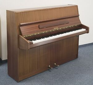Used Piano Brand Geyer, Germany, 88 Buttons, Anchorman, Warranty