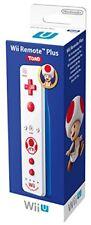 Nintendo Wii U telecomando Plus Toad Telecomandi