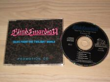 Blind Guardian Ep CD - Tales From The Twilight World / Promotion Press Neuf