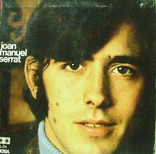 JOAN MANUEL SERRAT-MISMO TITULO 1968 LP VINILO DOUBLE COVER SPAIN