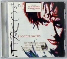 """The Cure """"Bloodflowers"""" Rare Promo 9 Track CD NM"""