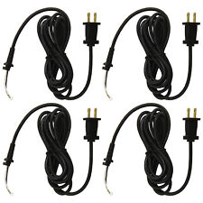 4 Pack Heavy Duty Replacement Cord With 2 Wires For T Outliner Trimmers Clippers