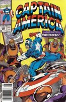 Captain America #385 | May 1991 | MARVEL Comics