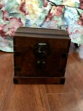 Antique Wood Jewelery Box