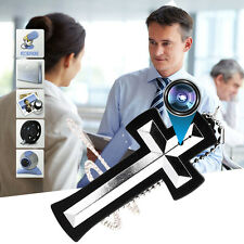 8GB Spy DVR Camera Cross Necklace Covert Hidden Video Recorder Camcorder G60 4G