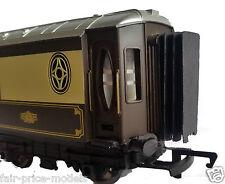 12 x Hornby Railroad Pullman Bellows Corridor Connectors 00 Gauge 4mm Scale
