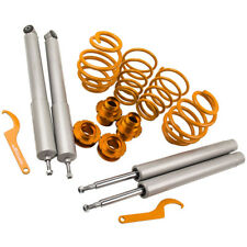 Fit BMW E30 Cabrio Convertible 3 series Coilover Adjustable Suspension Lowering