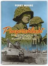 Panzerschlacht - German Army - SS - Eastern Front - Hungary 1944 - HC by Moore