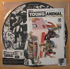 "Ray Toro And Gerard Way - DC's Young Animal 12"" Picture Disc RSD 2017"