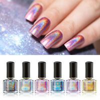 6ml BORN PRETTY Deluxe Holographic Nail Polish Laser Glitter Nail Art Varnish