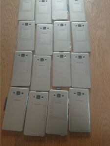 JOBLOT 16 units of Back Panel Cover for Samsung Galaxy A5 A500FU - gold