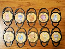 Mcdonalds Neopets 10 Petpet Pet Pet Clips Lot for Stuffed Doll Plush Figure Toys