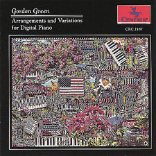 Arrangements & Variations for Digital Piano, New Music