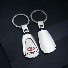 3D Metal Keychain Car Logo Keyring Shop Gift Key Chain Ring Accessories NEWS