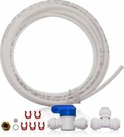 APEC Water Systems ICEMAKER-KIT-RO-1-4 Ice Maker Kit for Reverse Osmosis