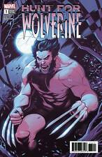 HUNT FOR WOLVERINE #1 TORQUE VARIANT COVER  BY MARVEL COMICS