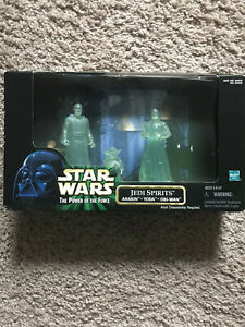 Star Wars: Power of the Force Cinema Scenes > Jedi Spirits (Anakin, Yoda, Obi…