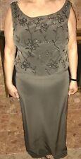 Womans Jovani Beaded Dress Sz 12