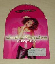 ANITA DOTH Lifting Up My Life CD Single 2000 2trk Eurodance 2 Unlimited