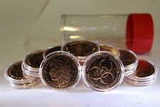 "ZOMBUCKS Complete Set Air-Tite Tube ""Before AND After"" Zombified Copper"