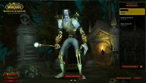 Compte wow Classic / Shadowland