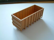 """""""00"""" Gauge 20ft Roll-on,Roll-off Container 3D Printed,  Needs Painting"""