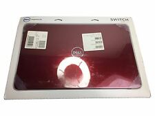 Dell Inspiron 17R Switch Design Studio Interchangeable Laptop Cover Fire Red