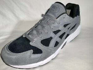 ASICS Tiger Men's BLACK CARBON GEL-Diablo Shoes ASICS America SIZE 10