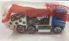 Hot Wheels cocoa puffs truck cookie - crisp , Reese 's puffs , Etc 1991. New.