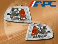 FITS HONDA CIVIC 92-95 2DR / 3DR CLEAR CORNER EURO LIGHTS JDM LAMPS APC COUPE HB
