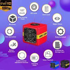 Mini Hidden Spy Camera 1080P Full HD Camcorder Night Version DVR Loop Record