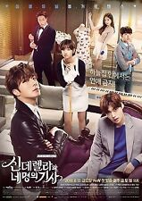Cinderella with Four Knights  NEW    Korean Drama - GOOD ENG SUBS