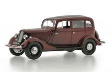 IXO IST GAZ M1 Año fabricación 1942 Rojo Oscuro Rojo Oscuro 1:43 ist152