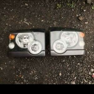 LANDEOVER DISCOVERY 2 TD5 V8  Facelift Head Lights USED BREAKING