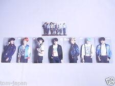 Lot 8 BTS bangtan boys RUN Official PhotoCard Trading card full set Complete F/S