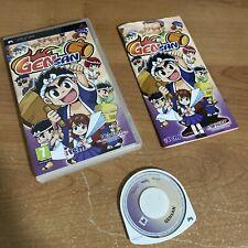 Gensan Yuuyake Daiku Monogatari - Irem - Sony Playstation PSP - RARE