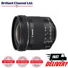 Canon EF-S 10-18mm f/4.5-5.6 IS STM DSLR Camera Lens