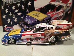 2012 Action John Force Summit Norwalk American Pride NHRA Funny Car 1/24
